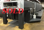 HEIDELBERG SM 102-10P + INTERDECK COATERS