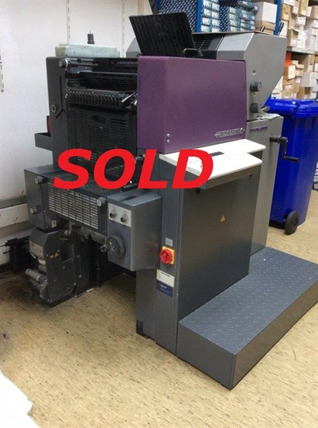 HEIDELBERG QUICKMASTER 46-2  *** SOLD  ***